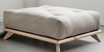 Sitzhocker Senza 90x100 cm