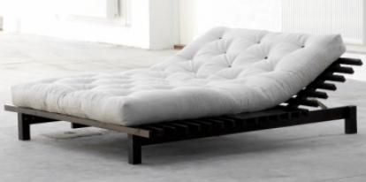 Verstellbares Bett Blues 140x200 cm